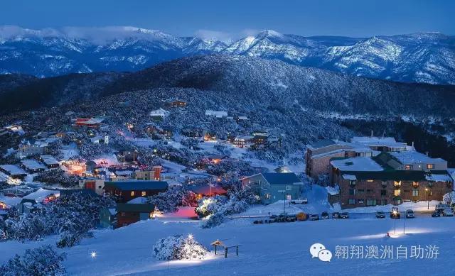 世界十大頂級滑雪場vs澳洲人氣最高滑雪場!看看你打卡過幾個?