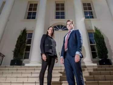 """地產資訊:墨爾本 """"白宮""""掛牌400萬澳幣出售"""