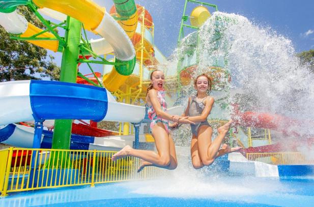 $6500万重振旅游业 阳光海岸建30年来首座水上乐园!