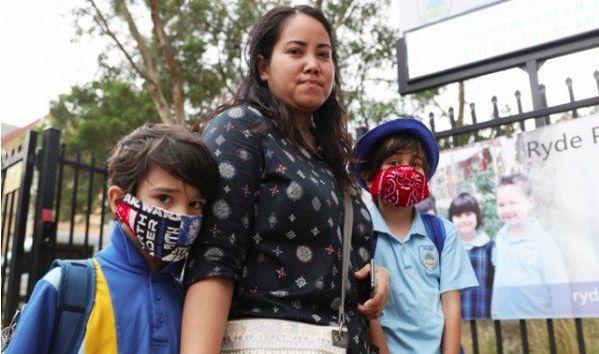 澳部分家长被指说谎,明明去过中国却装傻!照送孩子上学
