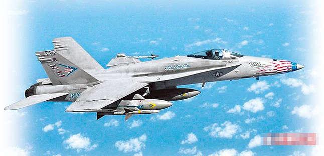 空軍向美國爭取採購F-18大黃蜂戰機.jpg