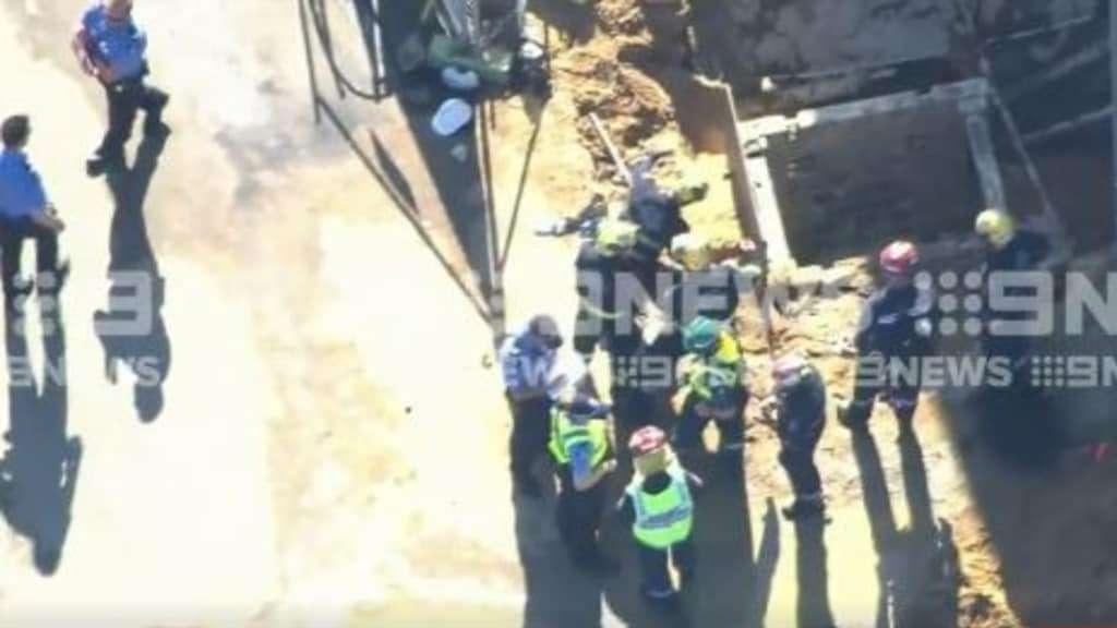 珀斯又一建筑工人掉进沟渠当场死亡!