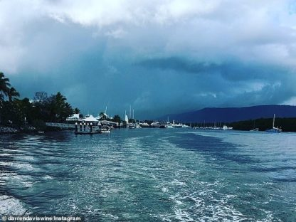 气象局警告东海岸将遇9个月来最严重洪灾 居民需要撤离