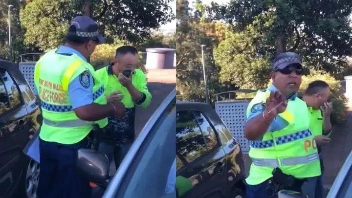 这个澳洲警察摊上大事 上万澳洲华人已请愿签名!