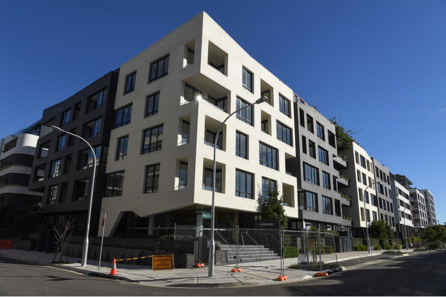 悉尼第四栋公寓被禁止居住!土地有毒完工一年后仍是鬼城!