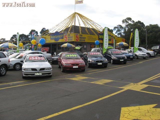 汽车城 Car City 的二手车廊 为二手车买家提供最优质的服务 Lmct